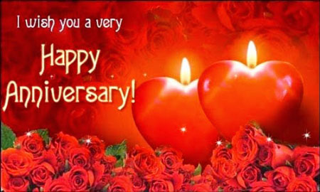 Happy Wedding Anniversary Images & Wishes for Sister from Elder Brother/Sister