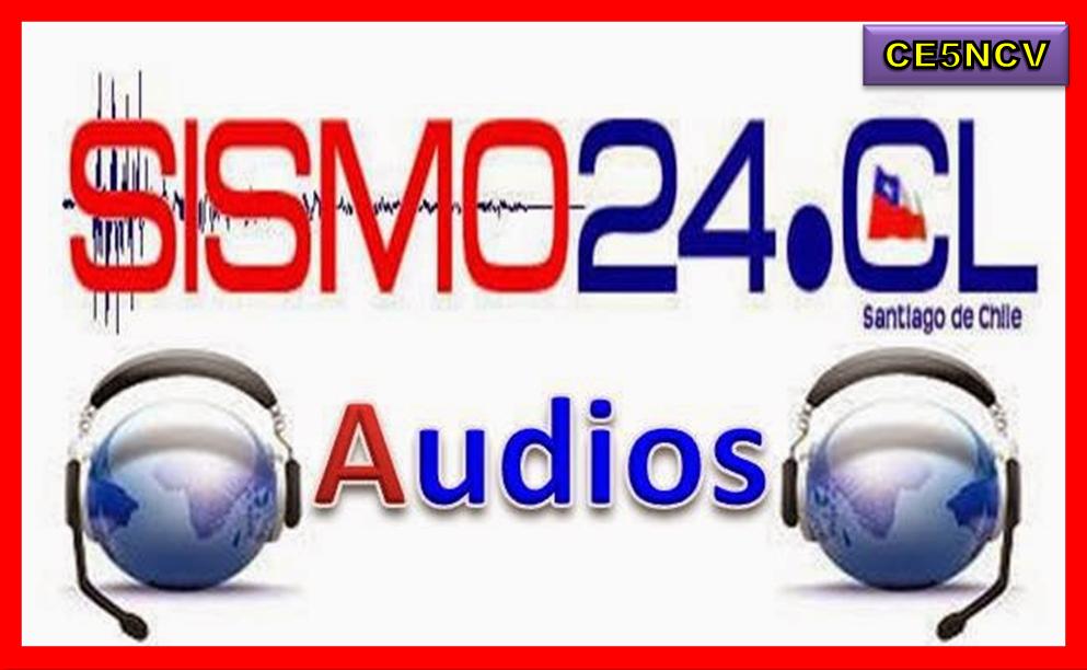Logo Sismo24 Audios(CE5NCV)