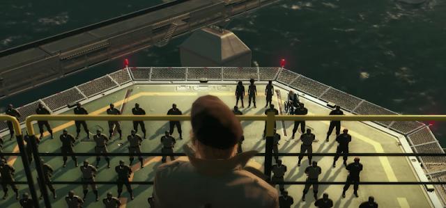 Metal Gear Solid V activa el desarme nuclear por error