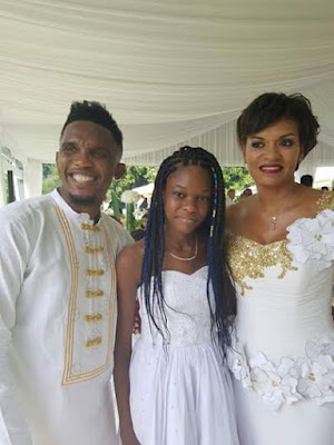 samule eto marriage and family