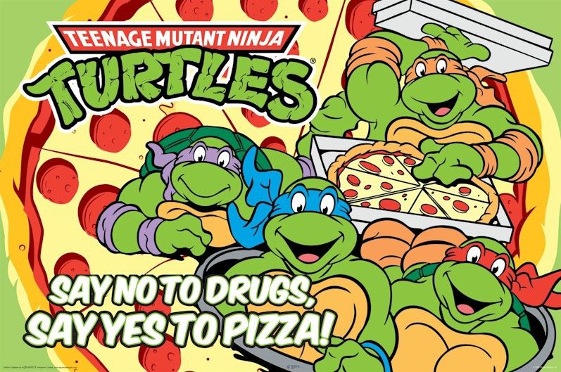TMNT Pizza Party