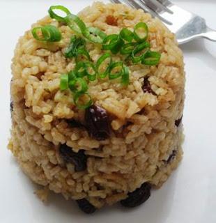 Como fazer o arroz integral em forma de copo? www.receitascomarroz.com