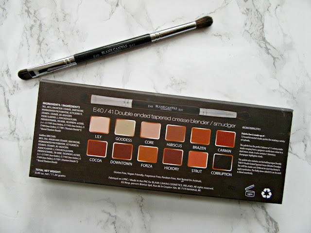 Blank Canvas Master Series Palette