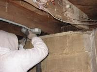 Basement Ceiling - Devere Insulation Home Performance