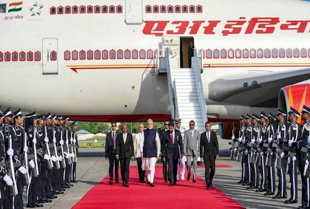 विदेश मंत्रालय का जवाबः प्रधानमंत्री मोदी की 84 विदेश यात्राओं पर खर्च हुए हैं 2 हजार करोड़ रुपये