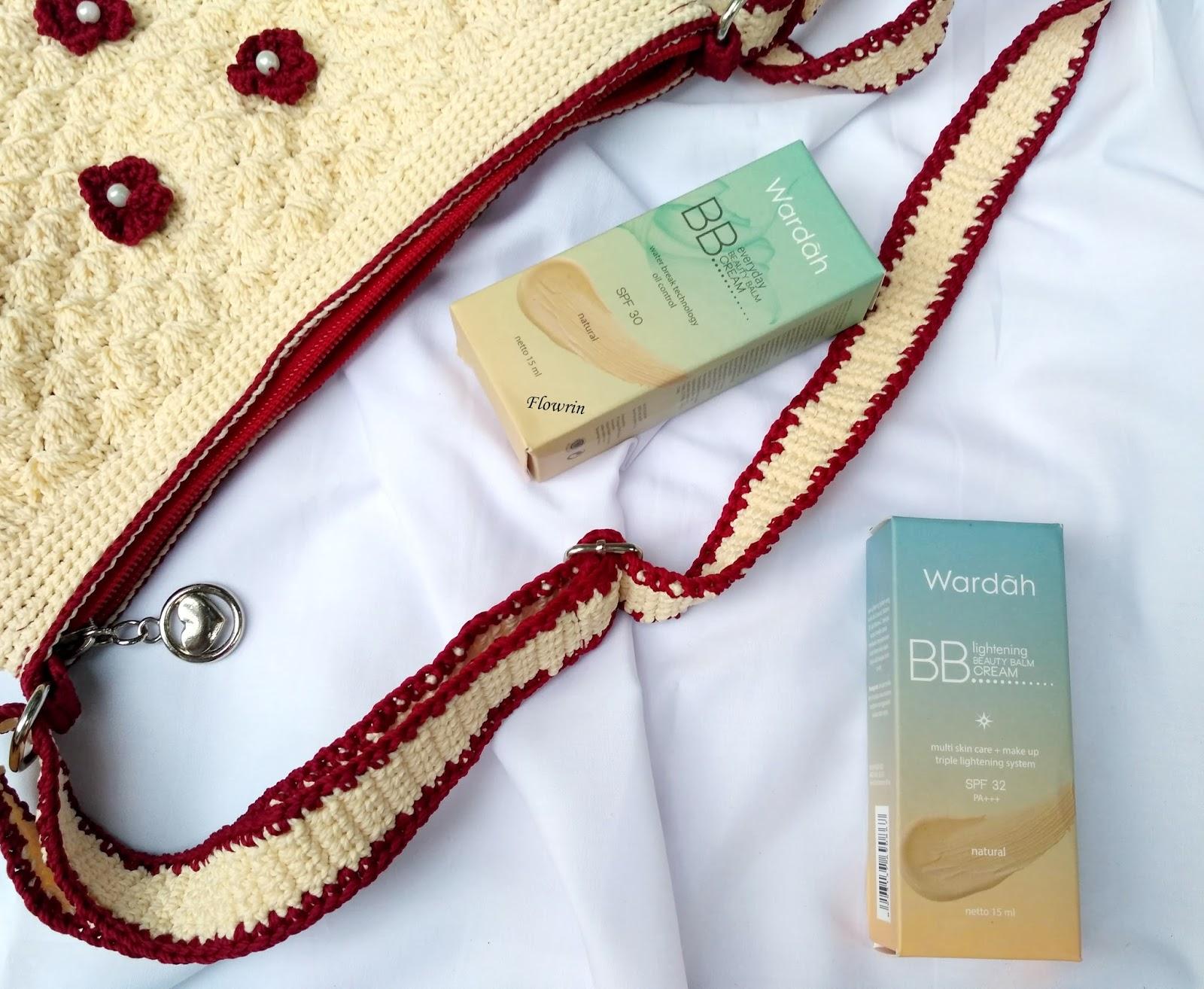Flowrins Note Review Comparison Wardah Everyday Bb Cream Vs Lightening Day 20 Ml