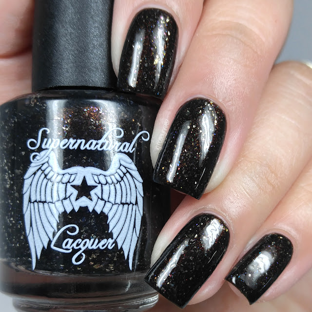 Supernatural Lacquer - We Are the Weirdos, Mister