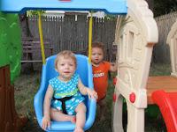 Izzy and Sammy