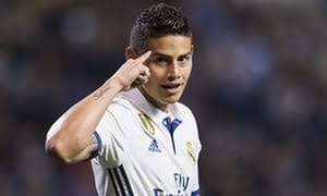 Bayern Munich sign James Rodriguez on two years loan from Real Madrid