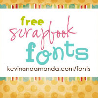 Really Cute Free Fonts!