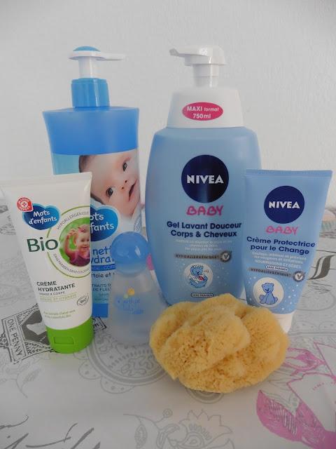 ♥ Mes produits favoris pour Bébé ♥