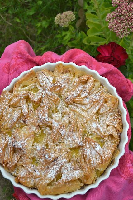 Recette Facile Tarte Frou Frou (galatopita) - muffinzlover.blogspot.fr