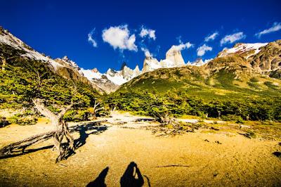 Poincenot Fitz Roy Parque Nacional de los Glaciares - Chaltén