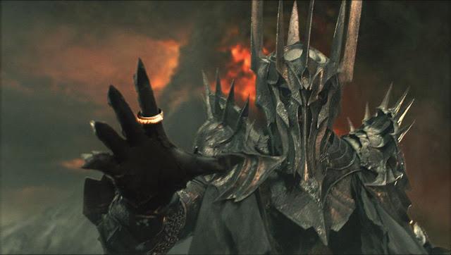 Саурон и Кольцо Всевластия