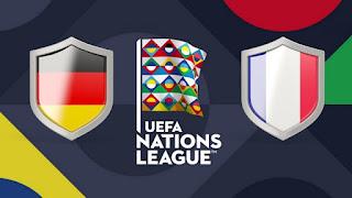 مشاهدة مباراة فرنسا والمانيا بث مباشر بتاريخ 16-10-2018 دوري الأمم الأوروبية