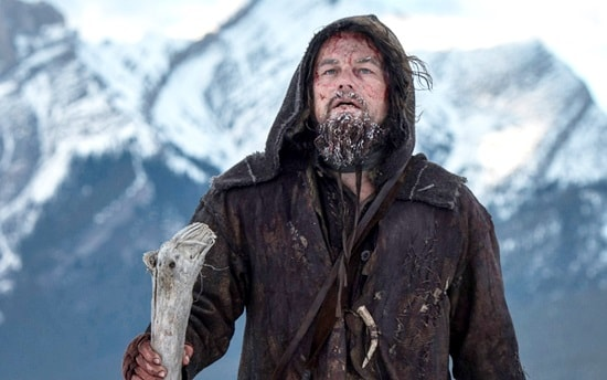 Leonardo DiCaprio-The Revenant 2015