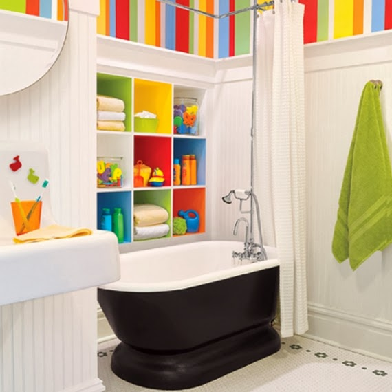 kids bathroom decorating ideas photos