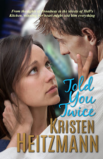 Heidi Reads... Told You Twice by Kristen Heitzmann