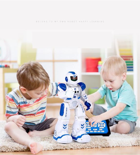 Smart bot đồ chơi bổ ích cho trẻ em