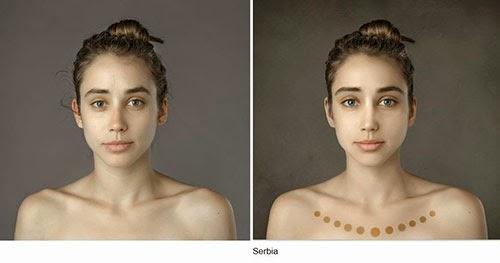 hasil photoshop wanita serbia