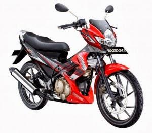 Motor Suzuki Satria F150