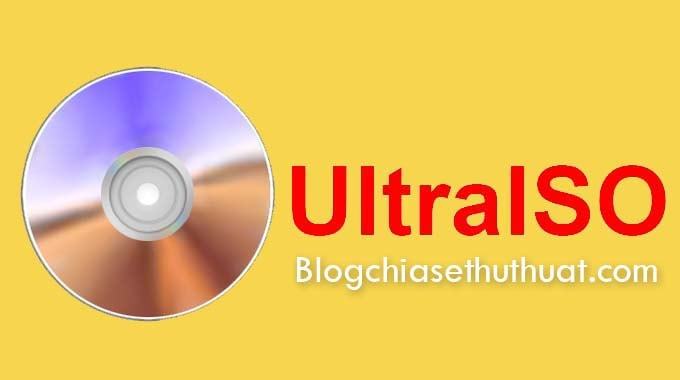 UltraISO 9.6.0 Full - Tạo ổ đĩa ảo, chỉnh sửa file ISO dễ dàng