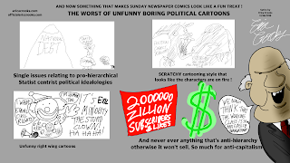 Unfunny Boring Political Cartoons Erica Crooks Comics