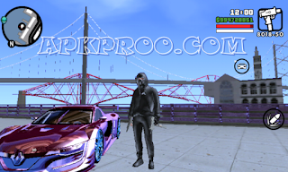 Download GTA SA Lite Mod Alan Walker Apk + Data Full Version Terbaru For Android
