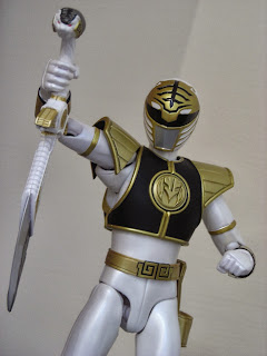 SH Figuarts Kiba Ranger Dairanger Super Sentai White Ranger Power Rangers Bandai Tamashii Web Exclusive