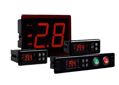 AKO Universal Digital Thermostats