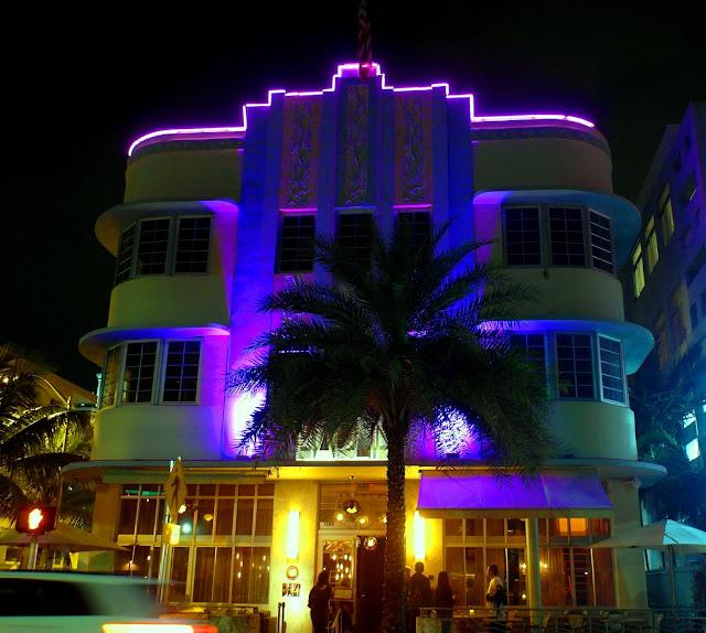 Miami Beach - SoBe by night