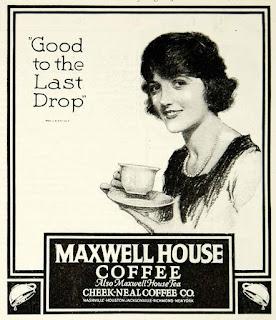 Maxwell ads