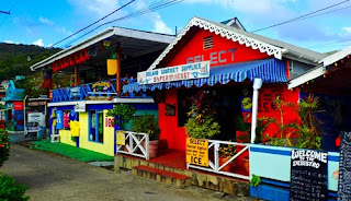Pretty Shops Port Elizabeth  Bequia St Vincent The Grenadines Caribbean