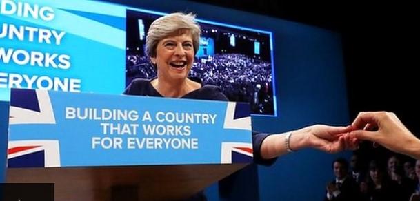Tories rally
