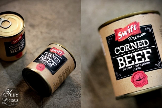 Swift Corned Beef Canned Good