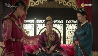 Sinopsis King Loves Episode 31