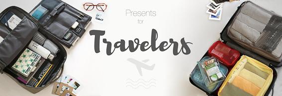 Accesorios para la maleta. Regalos para viajeros