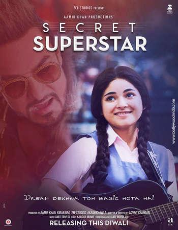 Secret Superstar 2017 Full Hindi Movie Download