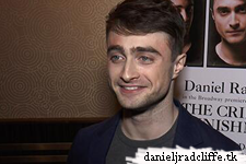 Updated(2): Press interviews: The Cripple of Inishmaan opening night - after party