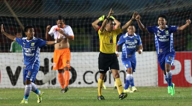 Borneo Fc vs Persib