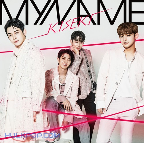 MYNAME – Kiseki -Japanese Ver.- (ITUNES MATCH AAC M4A)