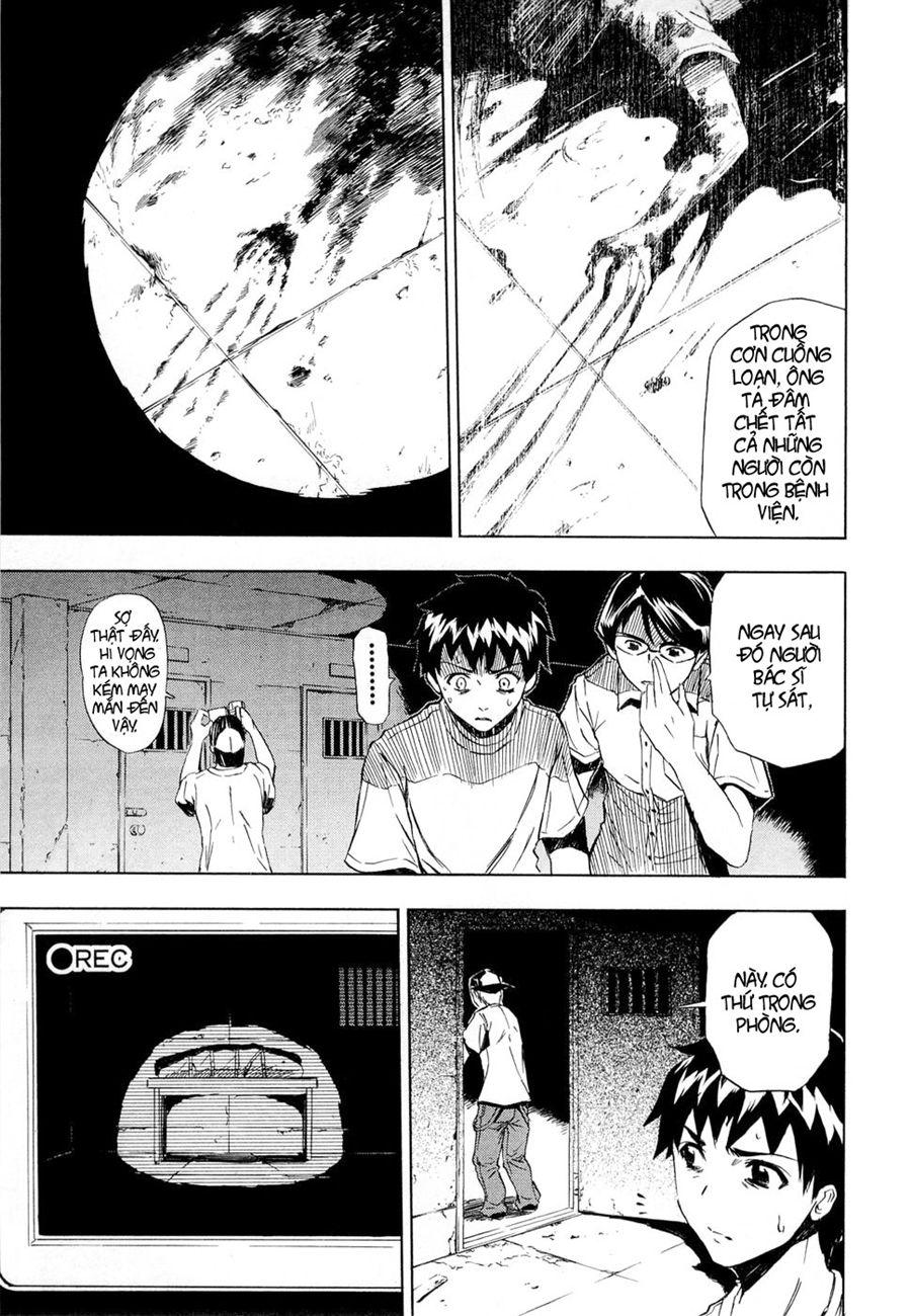 Ibitsu chap 8 trang 7