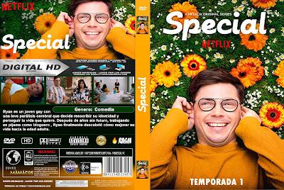CARATULA ESPECIAL - SPECIAL - TEMPORADA 1 - 2019 [COVER DVD]