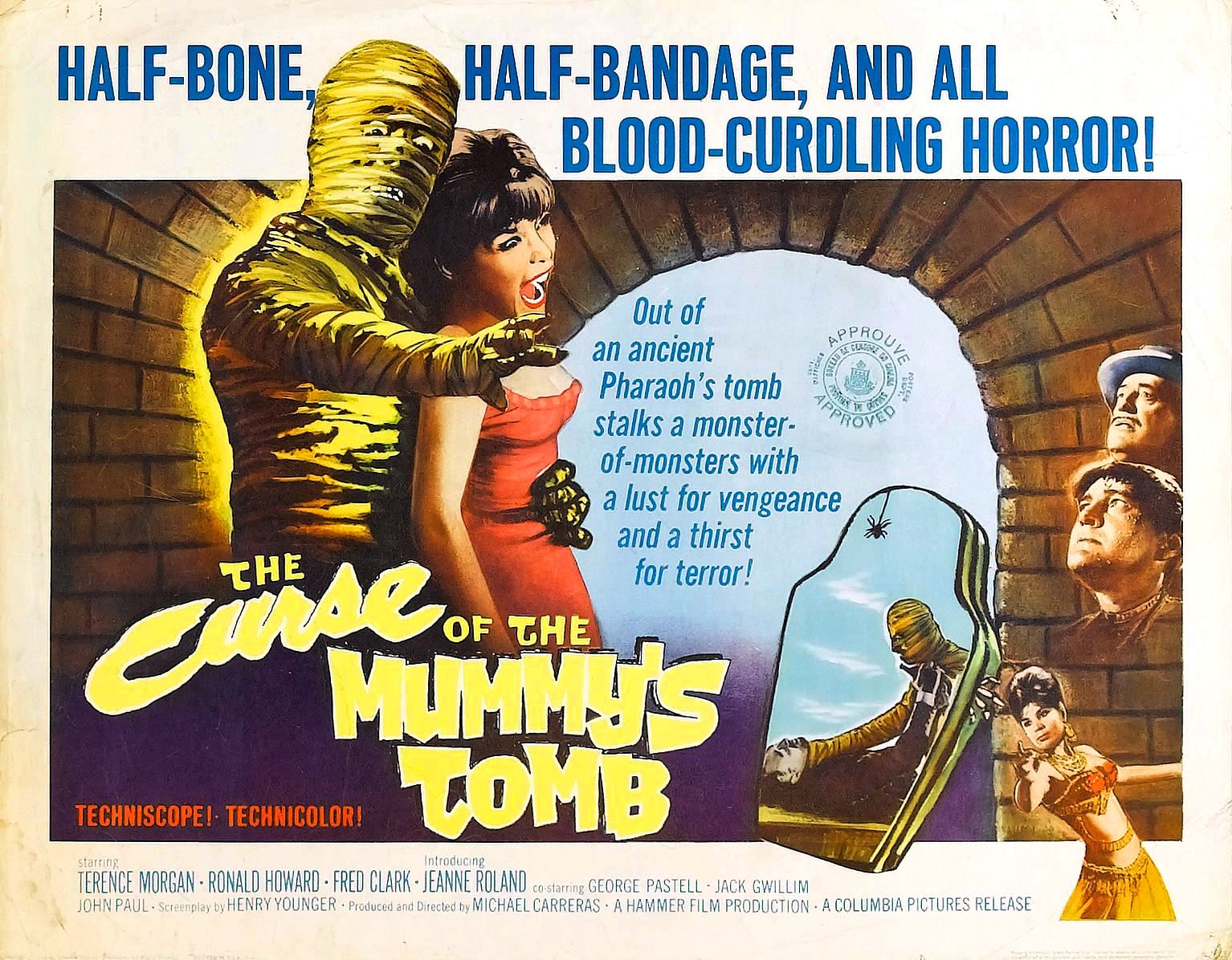 The Curse Of King Tuts Tomb Torrent: The True Death: The Curse Of The Mummy's Tomb (1964