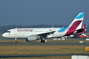 1st A319 for Eurowings