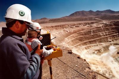Economia peruana 2018, sector mineria 2018, Mineria 2018
