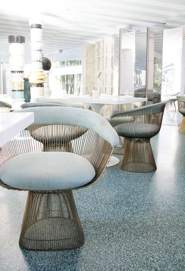Design Love: The Warren Platner Chair