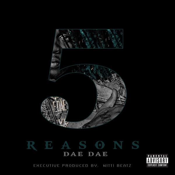 Dae Dae - 5 Reasons Cover