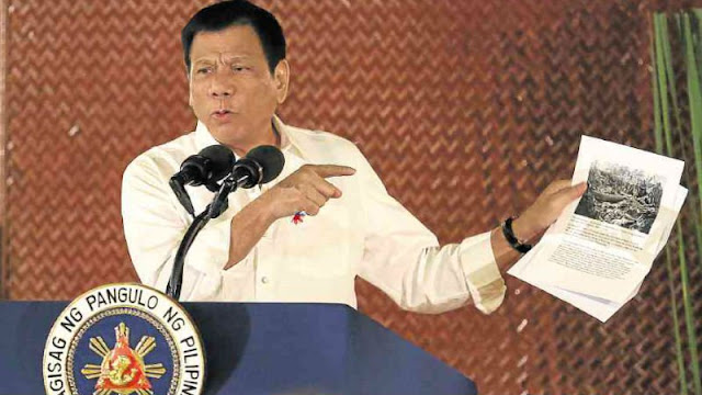 Duterte Answers Back at International Bodies: 'I Am the President of the Republic. Why Would You Curse at Me As If I'm Under You?'