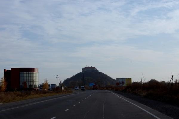 Замок Паланок, Мукачево, Закарпатская область